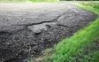 干ばつした畑の写真素材01