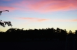 夕暮れ時の風景の写真素材02
