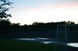 夕暮れ時の風景の写真素材03