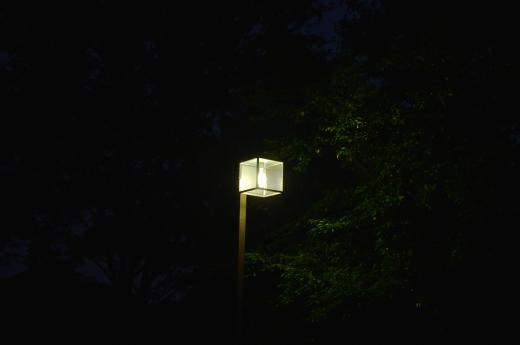 街灯の写真素材02