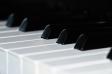 ピアノ鍵盤の写真素材02