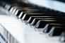 ピアノ鍵盤の写真素材03