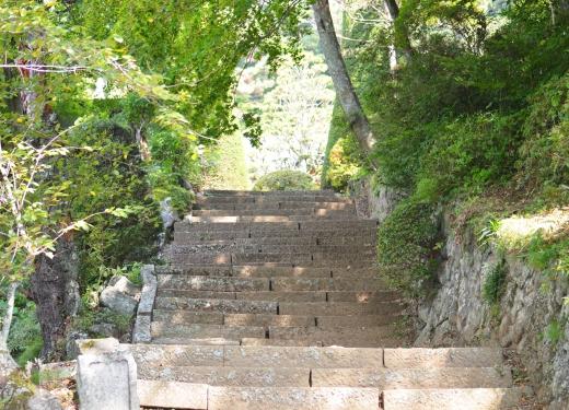 石段の写真素材03