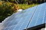 ソーラーパネルの写真素材01