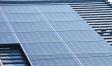 ソーラーパネルの写真素材02