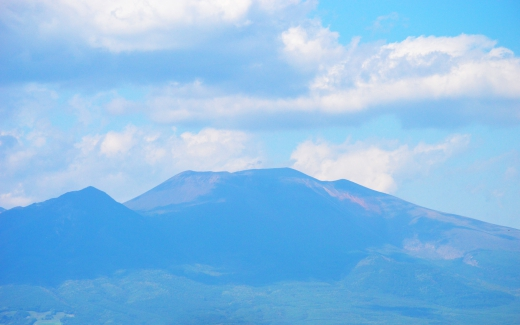 浅間山の写真素材02