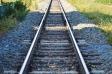 線路(レール)の写真素材02