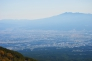高峰高原からの景色の写真素材02