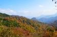 紅葉の山の写真素材01