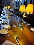 イギリスのレストランの写真素材