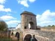 イギリスの橋の写真素材