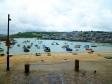 イギリスの港町の写真素材03