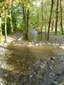 イギリスの川の写真素材04