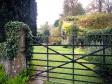 イギリスの庭の写真素材02