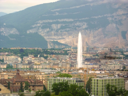 イタリアジェノバの景色の写真素材01