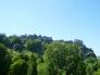 西洋の城の写真素材