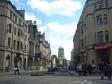 オックスフォードの街並みの写真素材