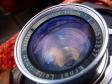 カメラレンズの写真素材
