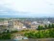 スコットランドの街並みの写真素材02