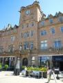 スコットランドの建物の写真素材