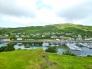 スコットランドの港の写真素材03