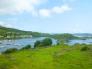 スコットランドの港の写真素材04
