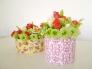 テーブル上の花の写真素材04