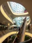 ドイツのショッピングモールの写真素材