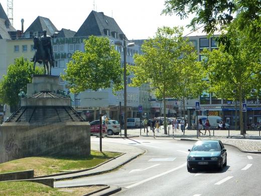 ドイツの街並みの写真素材04