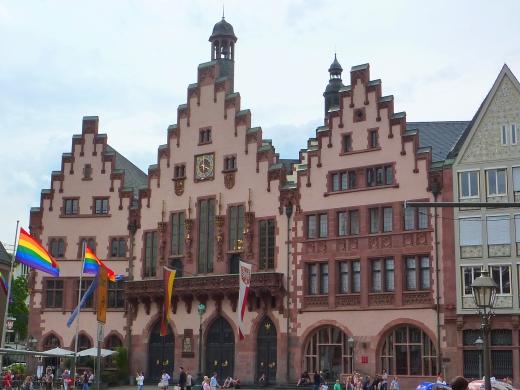 ドイツの街並みの写真素材10