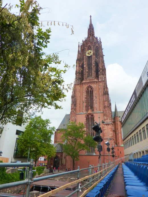 ドイツの教会の写真素材02