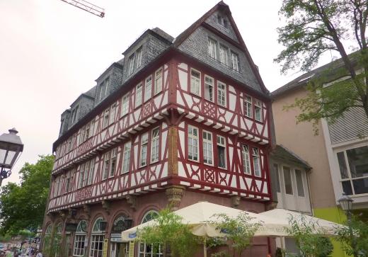 ドイツの建物の写真素材