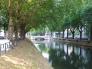 ドイツの川の写真素材03