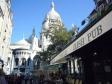 パリの市街地の写真素材