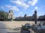 パリの景色の写真素材
