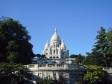 フランスの聖堂の写真素材