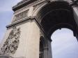 凱旋門の写真素材
