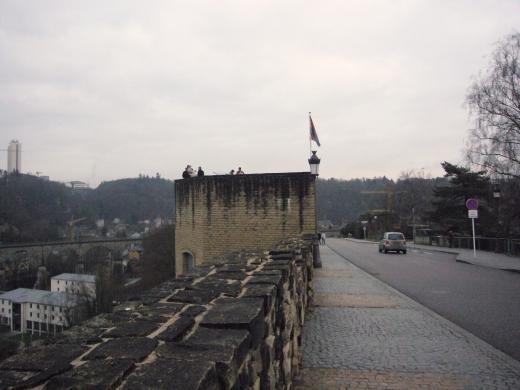 ルクセンブルクの景色の写真素材03