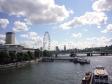 ロンドンの景色の写真素材
