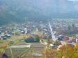 白川郷の景色の写真素材01