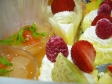 ケーキの写真素材