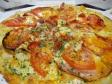 ピザの写真素材