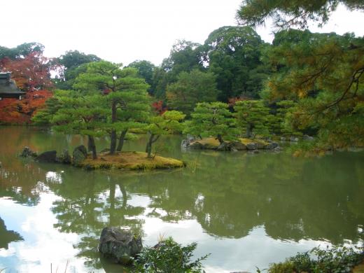 日本庭園の写真素材03