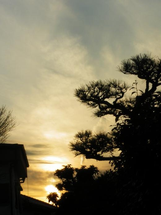 夕日の写真素材04