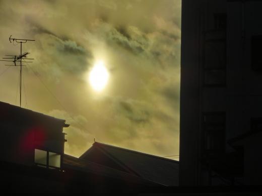夕日の写真素材05