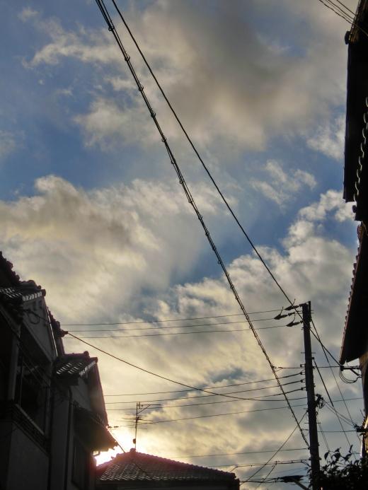 夕日の写真素材07