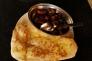 インドカレー(チキン)の写真素材