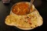 インドカレー(マッシュルーム)の写真素材