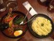 スープカレーの写真素材