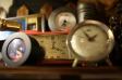オブジェ時計の写真素材02
